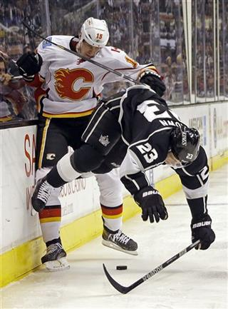 Dustin Brown, Tim Jackman