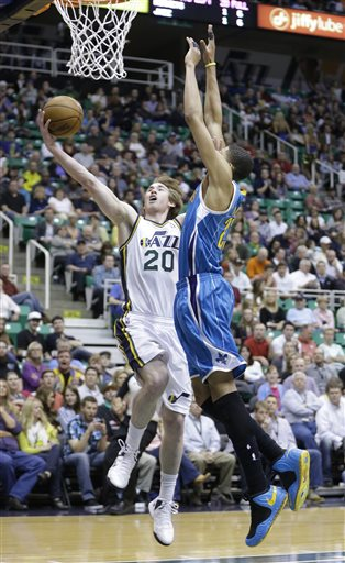 Gordon Hayward, Anthony Davis