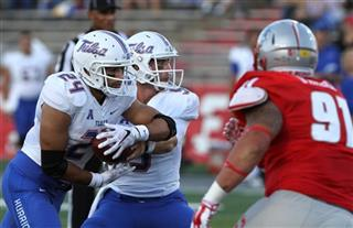 Tulsa New Mexico Football
