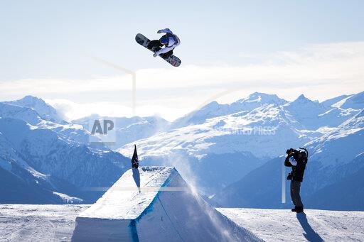 Switzerland Snowboarding World Cup