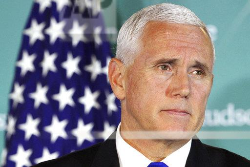 US China Pence