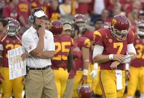 Lane Kiffin, Matt Barkley