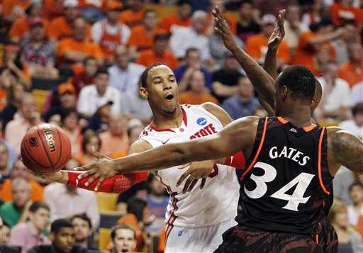 Jared Sullinger, Yancy Gates