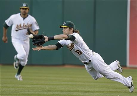 Josh Reddick, Coco Crisp