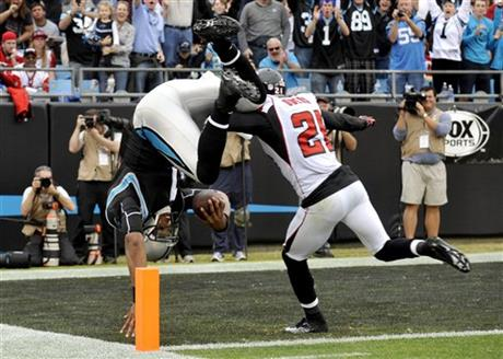 Cam Newton, Chris Owens