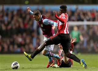 Soccer - Barclays Premier League - Aston Villa v Sunderland - Villa Park