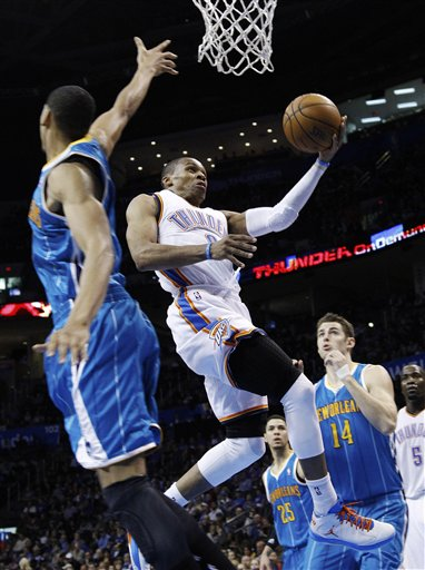 Russell Westbrook, Jason Smith