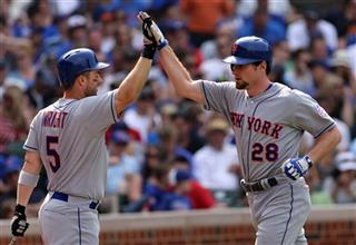 Daniel Murphy, David Wright