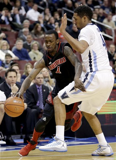 Russ Smith, Darrun Hilliard