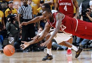 Arkansas Missouri Basketball