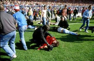 Britain Soccer Stadium Tragedy