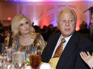 Edwin Edwards, Trina Scott Edwards