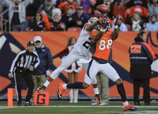 Demaryius Thomas, Shedon Brown