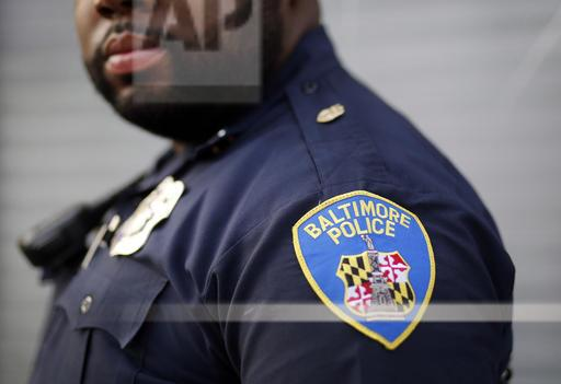 Baltimore Police Death Justice Department