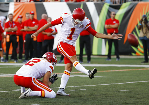 Sam Ficken, Dustin Colquitt
