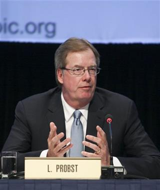 LARRY PROBST