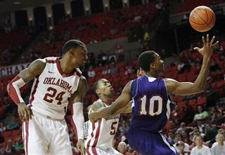 Northwestern St Oklahoma Basketball