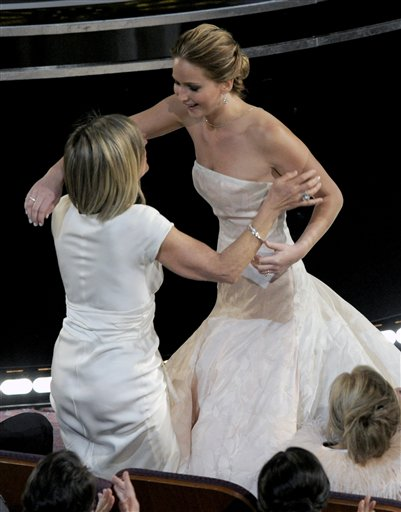 Karen Lawrence, Jennifer Lawrence