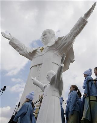Poland Giant John Paul II