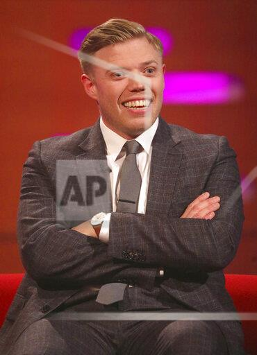 Rob Beckett BBC Head Hunters
