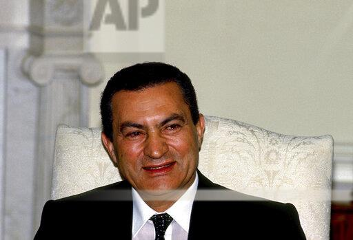 Hosni Mubarak Has Passed Away