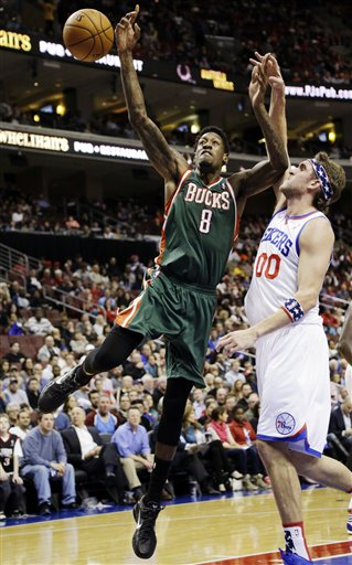 Spencer Hawes, Larry Sanders