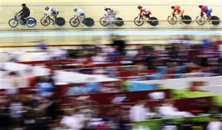 APTOPIX Belarus Cycling Track Worlds