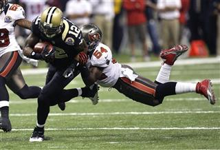 Lavonte David, Marques Colston