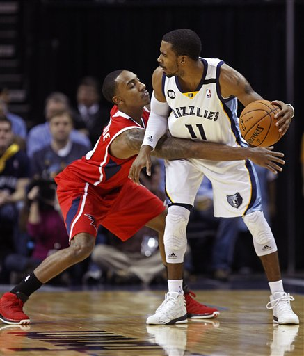 Jeff Teague, Mike Conley