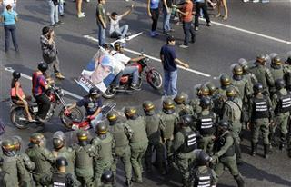 Venezuela Election Protest