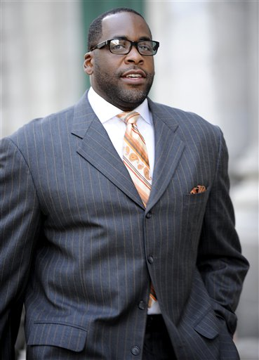 Kwame Kilpatrick