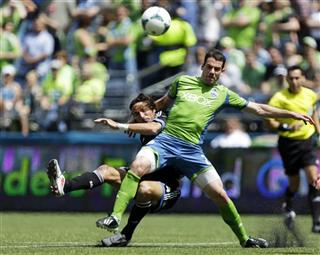 Alan Gordon, Zach Scott