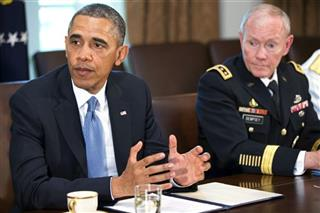 Barack Obama, Martin Dempsey
