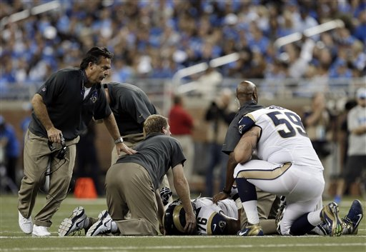 Jeff Fisher, Rodger Saffold