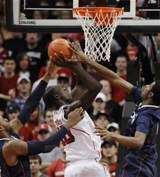 DeAndre Daniels  Gorgui Dieng  Alex Oriakhi