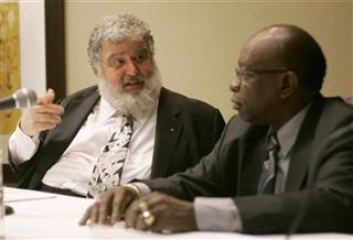 Jack Warner, Chuck Blazer