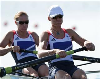 London Olympics Rowing Men