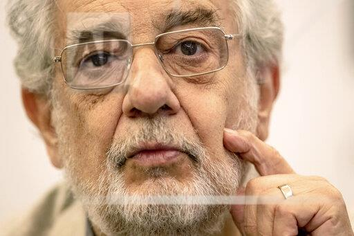 Sexual Misconduct Placido Domingo
