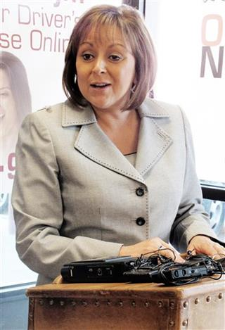 Susana Martinez