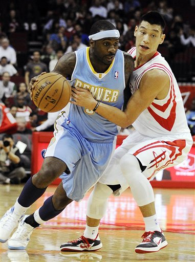 Jeremy Lin, Ty Lawson
