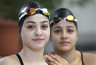 Germany Syrian Swimmers