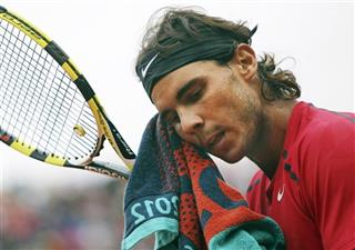 Nadal Out Tennis