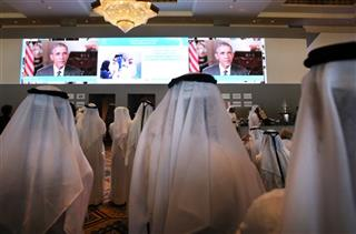 Mideast Emirates World Government Summit