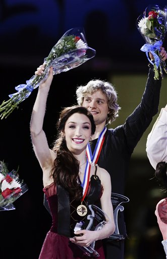 Meryl Davis, Charlie White