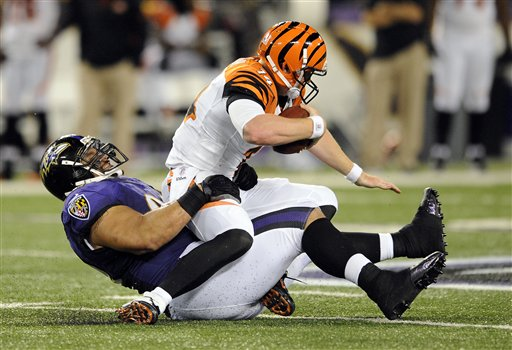 Andy Dalton, Haloti Ngata