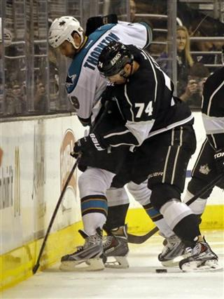 Dwight King, Joe Thornton