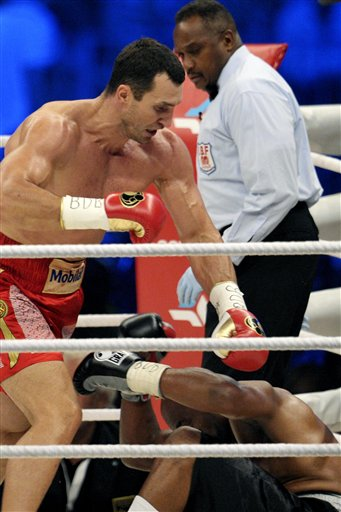 Vladimir Klitschko - Tony Thompson