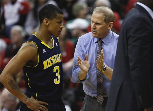 John Beilein, Trey Burke