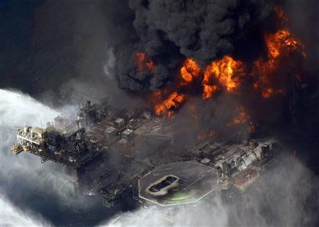 Gulf Oil Spill-Settlement