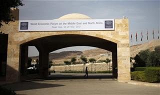 Mideast Jordan World Economic Forum
